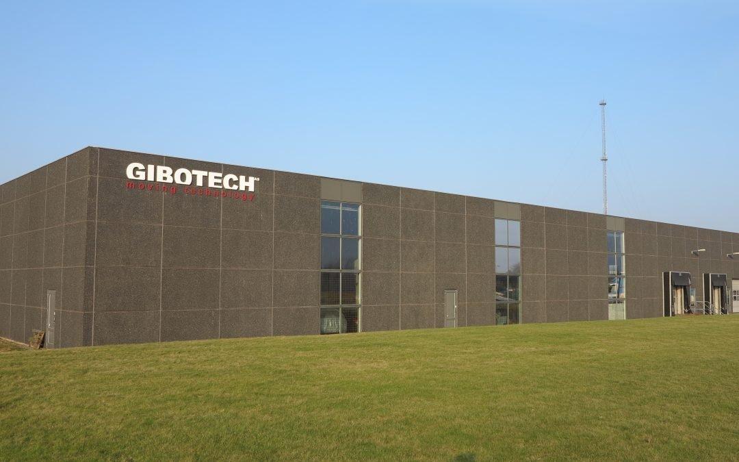 Endnu en nominering til Gibotech