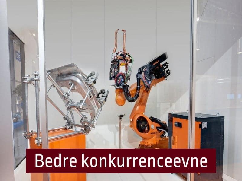 Robotloesninger, Gibotech