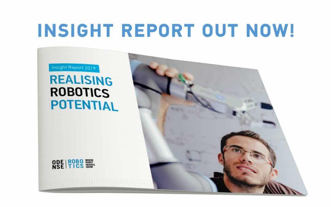 Ny Odense Robotics Insight rapport udgivet i dag