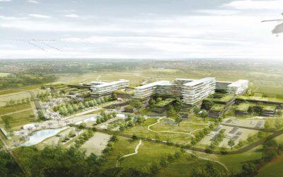 En helt ny verden: AGV'erne kører i Gødstrup