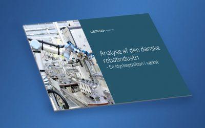Analyse afslører massiv vækst i Danmarks robotindustri