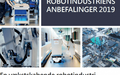 Robotindustriens anbe­fa­linger 2019