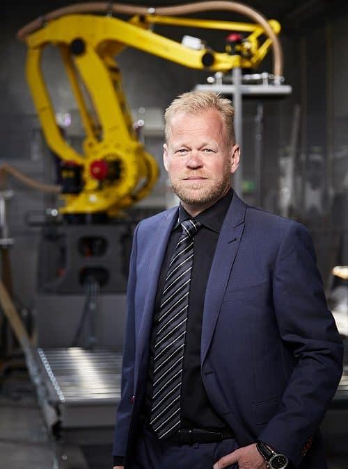 Henrik Anker valgt til bestyrelsesformand