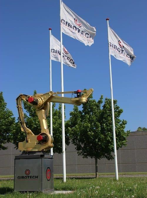 Gibotech nomineret til Årets Robotvirksomhed