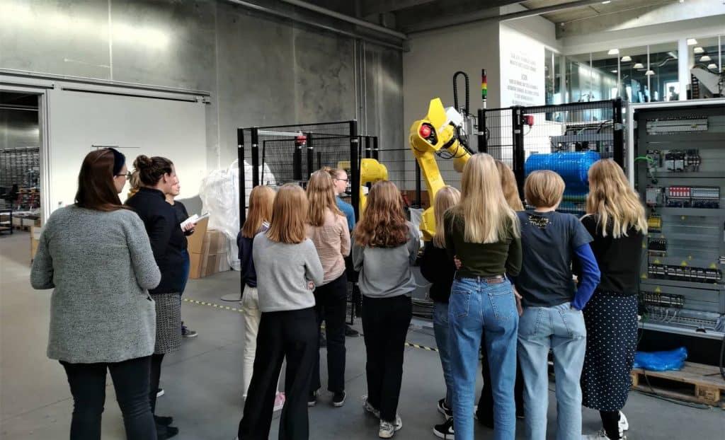 Girl's Day in Science – dobbelt så mange piger hos Gibotech, Gibotech