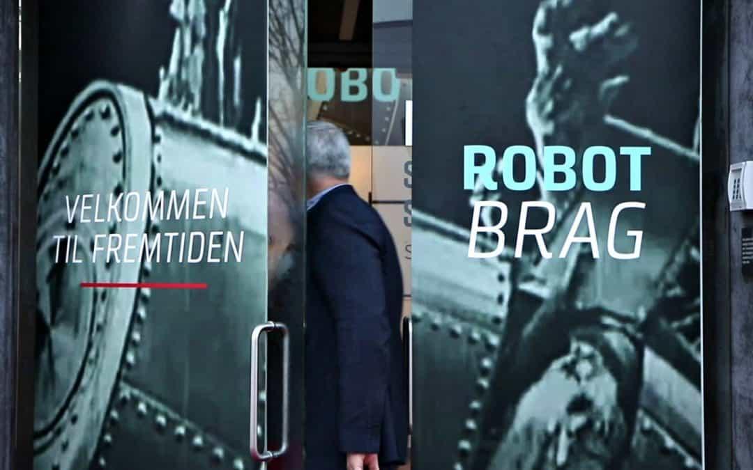 DIRA Business og årets Robotbrag