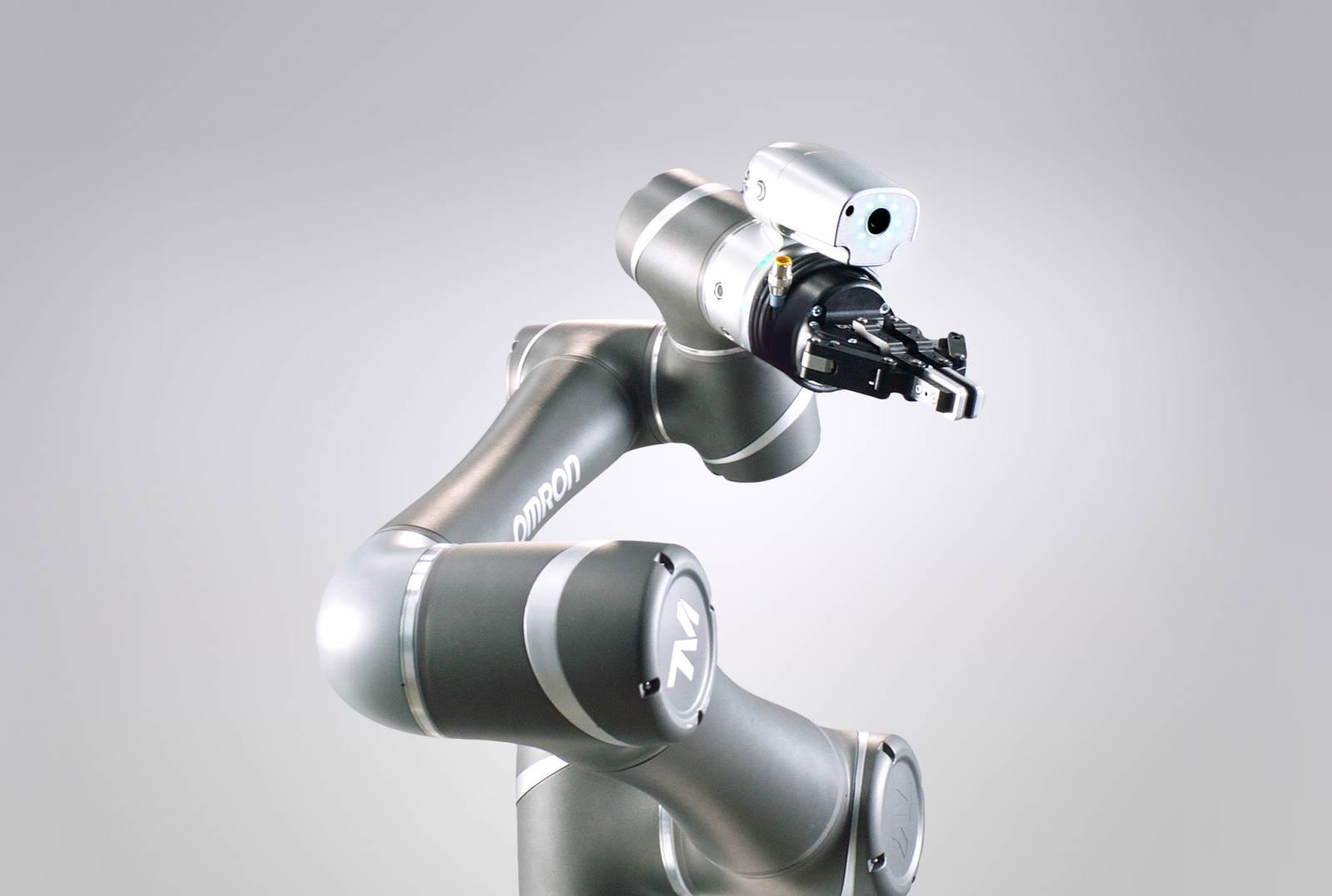 , Velkommen til Omron Robot Tour, Gibotech