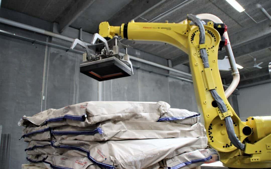 Gibotech sender robot til Norge