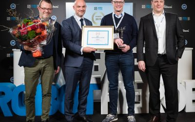 Inwatec kåret som Årets Robotvirksomhed
