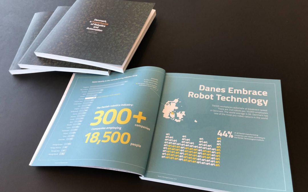 Ny bog om den danske robotklynge