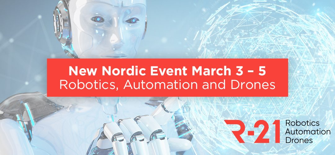 Ny nordisk robo­t­messe i Odense