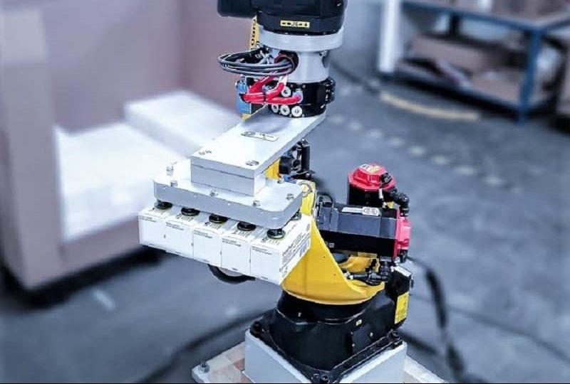 specialdesignet robotgriber