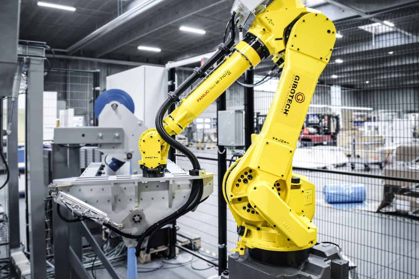 , Robotter er for dyre – eller er de?, Gibotech
