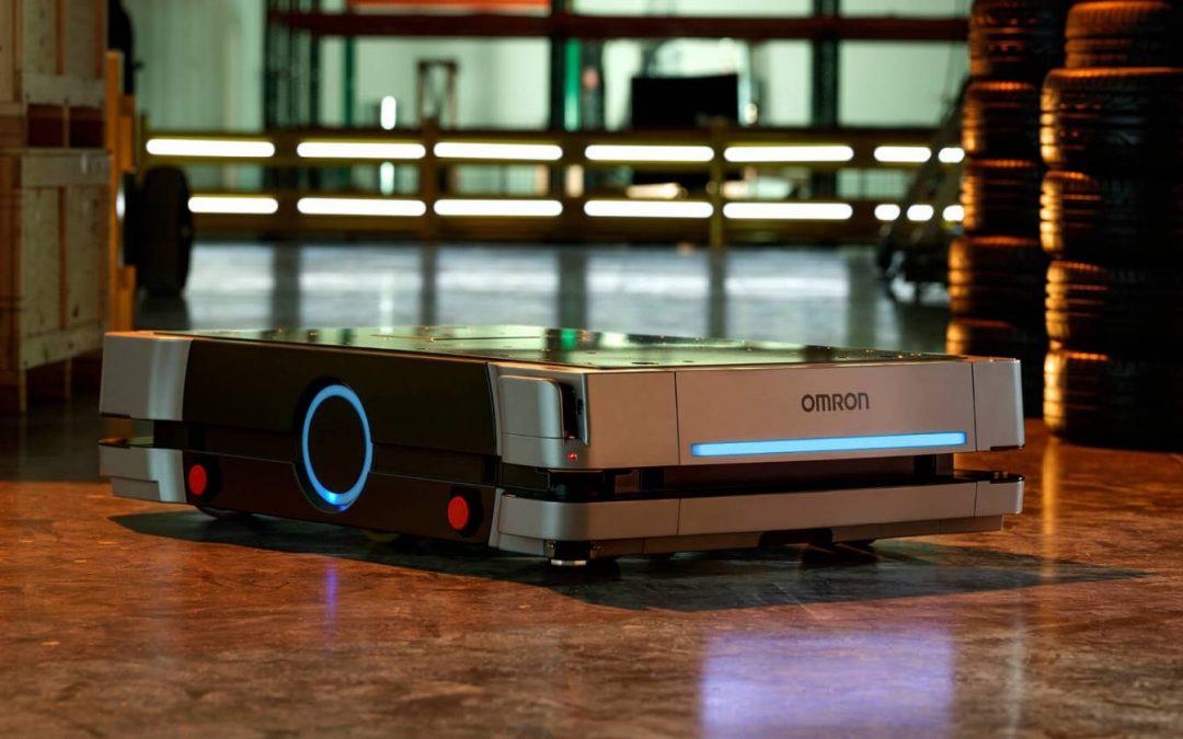 OMRON klar med ny mobil robot