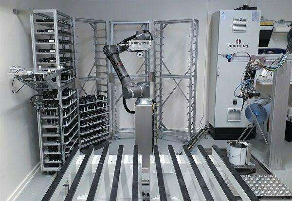 Leica_omronTM robot