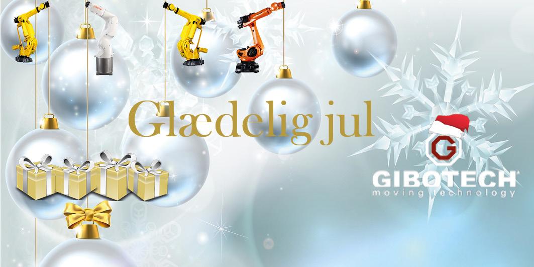 glædelig jul, gibotech