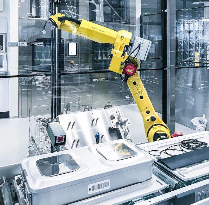 Robotkøbere flokkes til HowToRobot.com under Covid-krisen