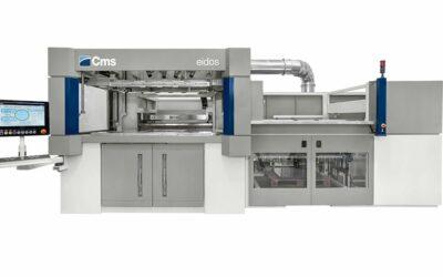 CMS lancerer banebrydende ny vakuumformer