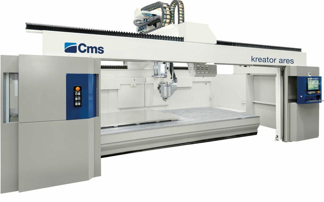 Endnu en revolutionerende maskine fraCMS
