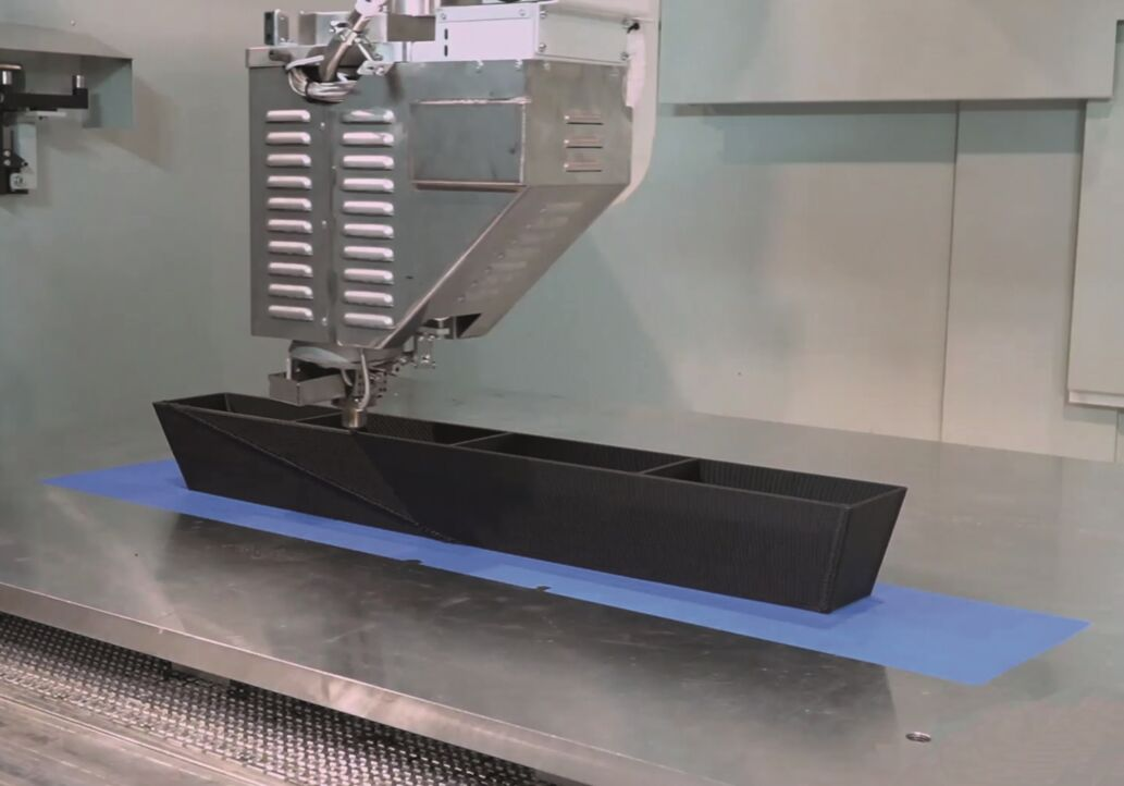CMS Kreator 3D printing