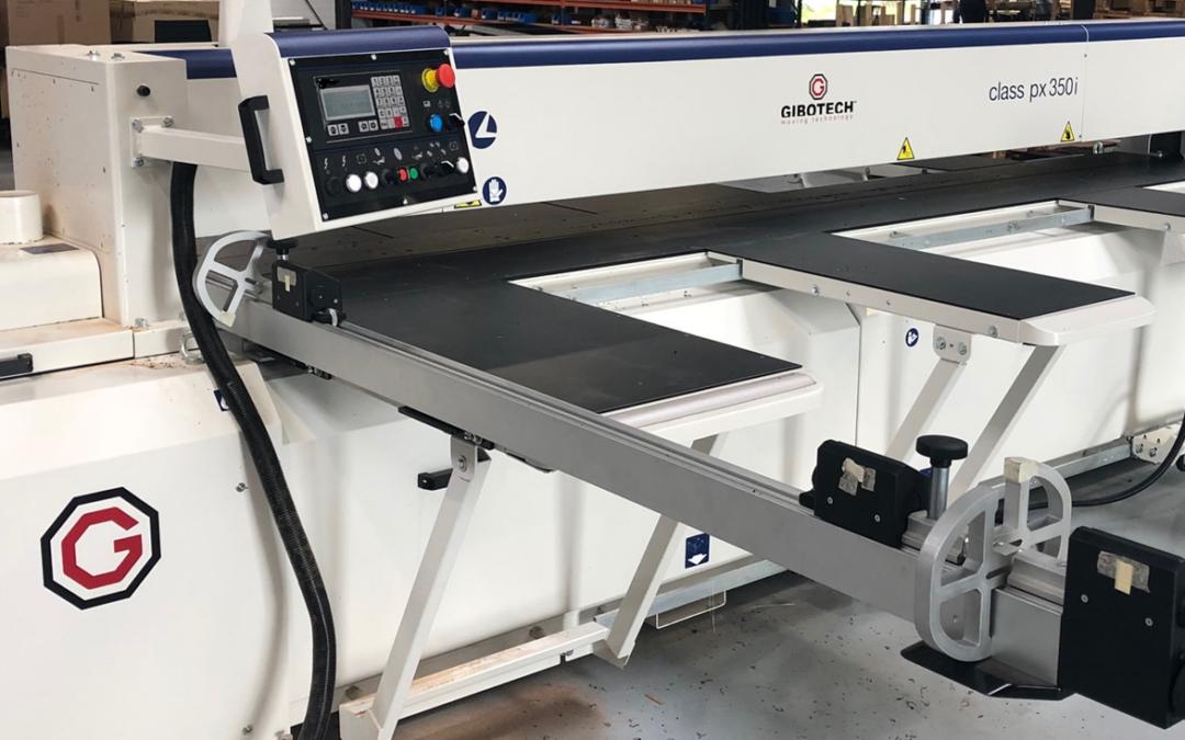 Ny fantastisk CNC maskine fra CMS leveret