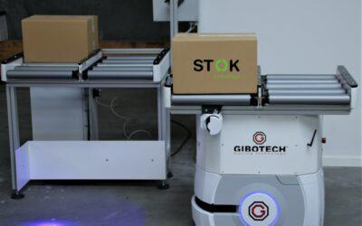 GiboMove optimerer den interne logistik på Island